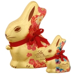 Lindt Goldhase Blumen Edition 100g