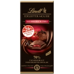 Lindt Edelbitter Mousse Sauerkirsch-Chili -26% Probierpreis