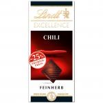 Lindt Excellence Chili 100g Probierpreis -25%