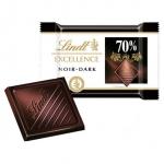 Lindt Excellence Mini Dark 70% 1,1kg