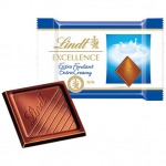 Lindt Excellence Mini Extra cremig Vollmilch 1,1kg
