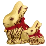 Lindt Goldhase Animal Print 200g