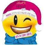 Lindt Hello Adventskalender Mini Emoti