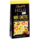 Lindt Hello Mini Emotis 140g