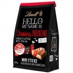 Lindt Hello Mini Sticks Strawberry Cheesecake Probierpreis -20%