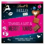 "Lindt Hello Thank You ""Xmas"""