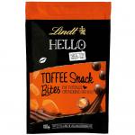Lindt Hello Toffee Snack Bites 180g