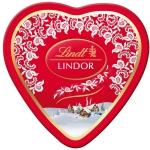 Lindt Lindor Milch Nostalgie Herzdose 27g