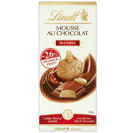 Lindt Mousse au Chocolat Mandel -26% Probierpreis