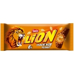 Lion Peanut Snacksize 6er