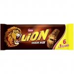 Lion Snacksize 6er + 1 gratis
