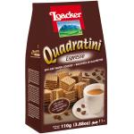 Loacker Quadratini Espresso 125g