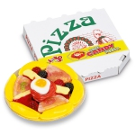 "Look-O-Look Candy-Pizza ""Mini"""