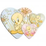 Looney Tunes Pralinés Geschenkdose Herz 100g