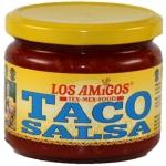 Los Amigos Taco Salsa