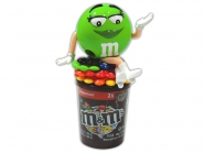 m&m's Choco Spender Green