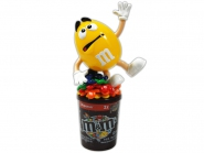 m&m's Choco Spender Yellow