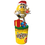 m&m's Peanut Spender Weihnachten 90g
