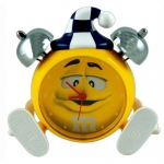 m&m's Peanut Alarm Clock Yellow
