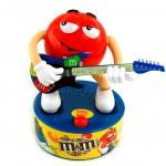 "m&m's Choco ""Rock Stars"" Gitarre"