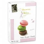 Macarons de Pauline Fraise-Pistache-Chocolat 72g