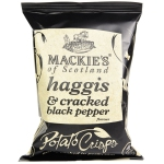 Mackie's of Scotland Haggis & Cracked Black Pepper 40g