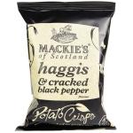 Mackie's of Scotland Haggis & Cracked Black Pepper 40g