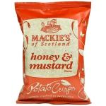 Mackie's of Scotland Honey & Mustard 40g (Mindesthaltbarkeitsdatum 06.10.2018)