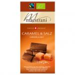 maestrani Swiss Organic Bio/Fairtrade Caramel & Salz