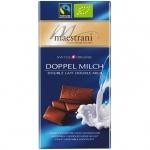 maestrani Swiss Organic Bio/Fairtrade Doppel Milch