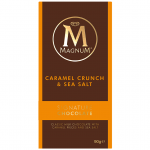 Magnum Signature Chocolate Caramel Crunch & Sea Salt