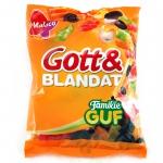 Malaco Gott & Blandat Familie Guf 500g