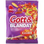 Malaco Gott & Blandat Söta Klassiker 450g