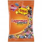 Malaco Lagerman Konfekt Giga 900g