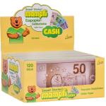 mampfi Esspapier-Geldscheine Cash 120er