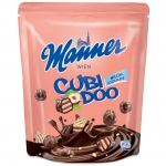 Manner Cubidoo Milchschokolade