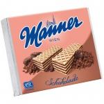 Manner Schnitten Schokolade