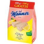 Manner Schnitten Zitrone 400g + 100g gratis