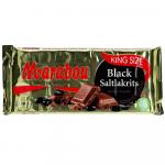 Marabou Black Saltlakrits 220g