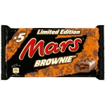 Mars Brownie 5er Multipack