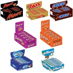 Mars Chocolate Schoko-Riegel 184er Spar-Set
