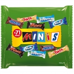 Mars mixed Minis 71er Sparpack