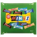 Mars mixed Minis 20er