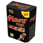 Mars Sticks 10er