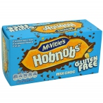 McVitie's HobNobs Milk Chocolate Gluten Free