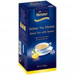 Meßmer ProfiLine Grüner Tee Zitrone 25er
