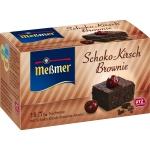 Meßmer Schoko-Kirsch-Brownie 18er