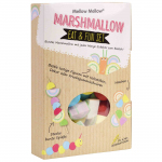 Mellow Mellow Marshmallow Eat & Fun Set 300g