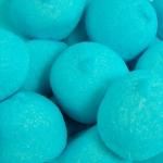Mellow Mellow Speckbälle blau 1kg
