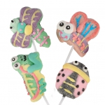 Mellow Animal Lolly 4er Set